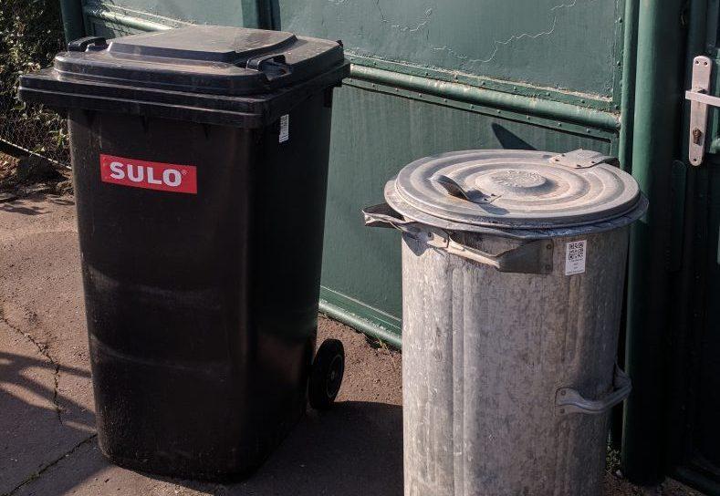 nádoby na smeti