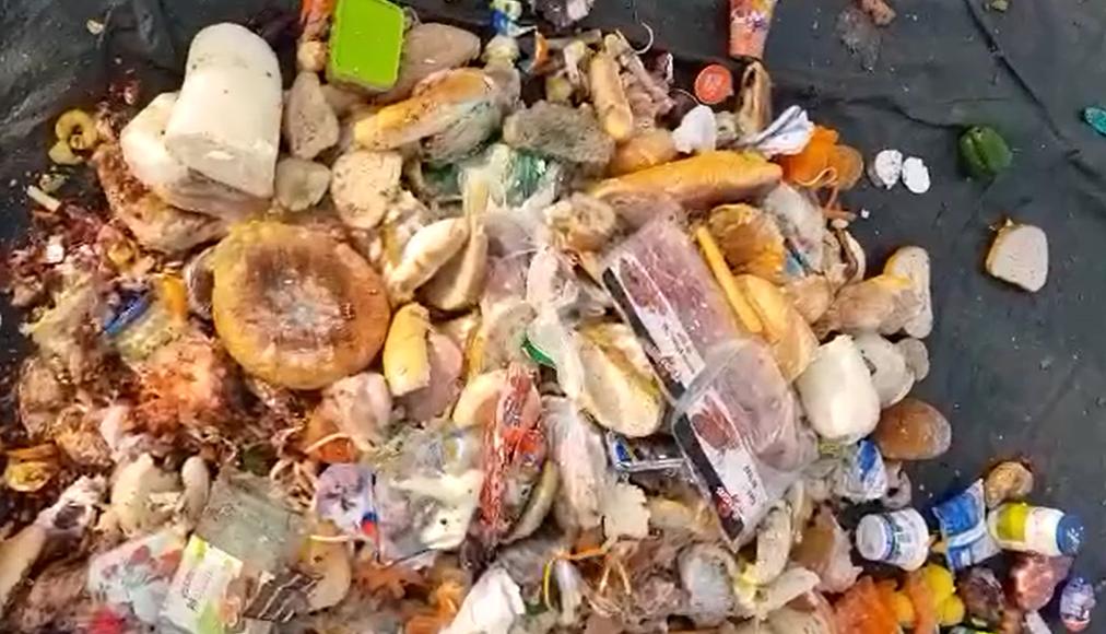 kuchynský odpad, triedenie, zber BRKO