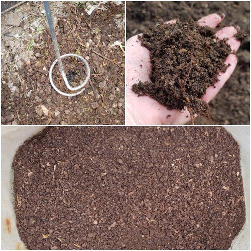 kompostovanie, hotový kompost