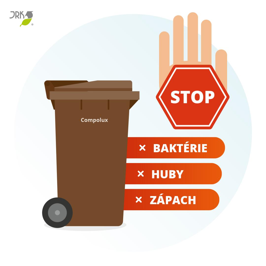 Nádoba na triedenie, Nádoby na bioodpad, Nádoba na kuchynský odpad