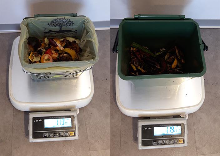 test nádob na bioodpad