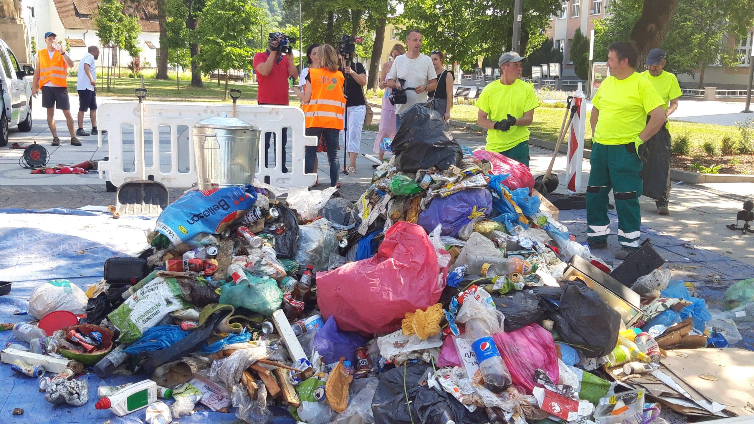 analyza odpadu, Handlova, analyza odpadov, jrk
