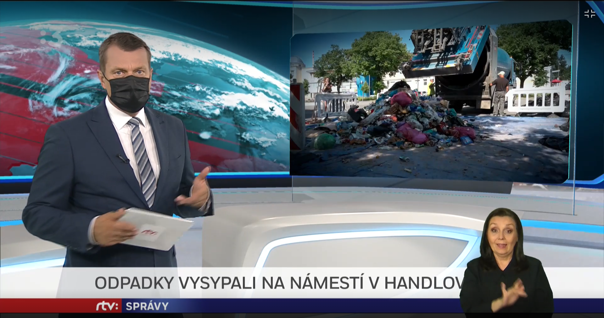 analyza odpadu Handlova, analyza odpadov,