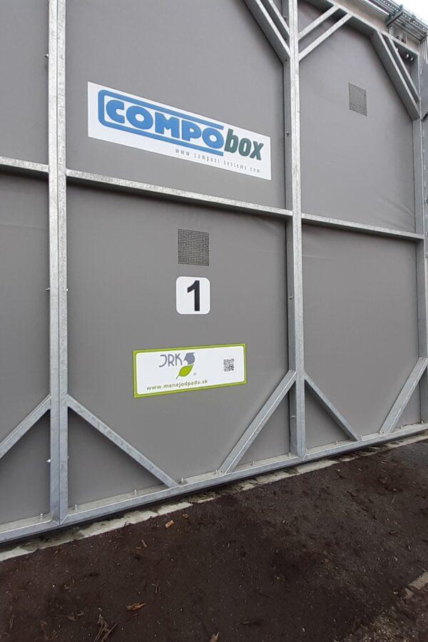 Triedenie bioodpadu je realitou. V tomto zariadení sa premení na kvalitné hnojivo