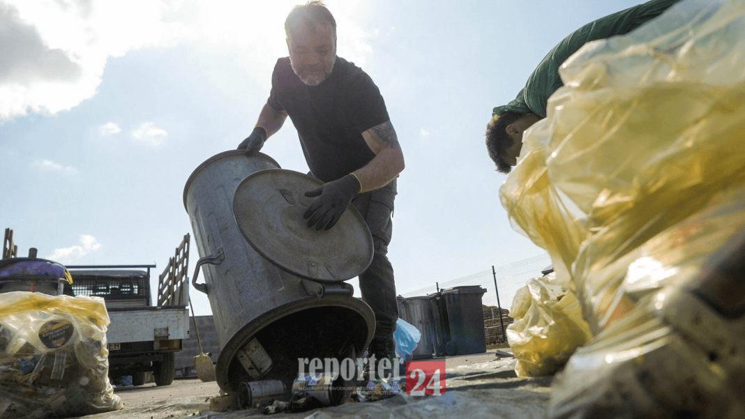 analyza odpadu
