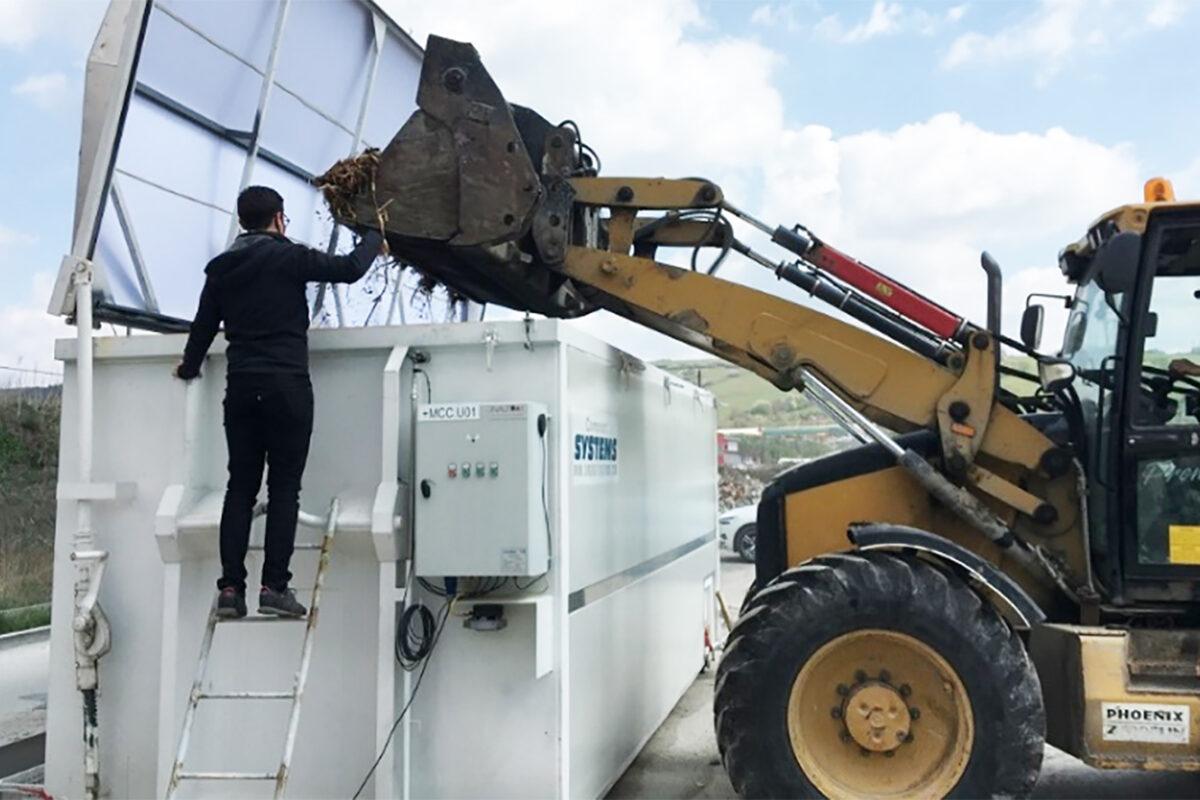 Hygienizačné zariadenie - CSC kontajner