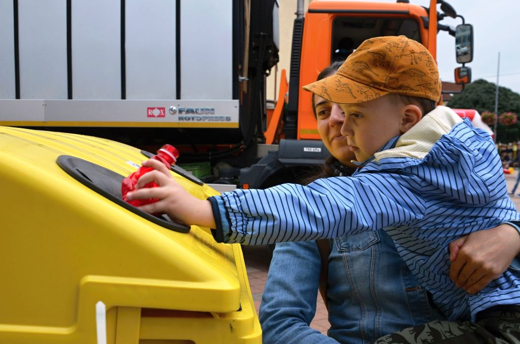 JRK ako partner prvého nultého ročníka Deň s Technickými službami mesta Svidník